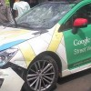 Google Street View car involved in hit and run in Indonesia