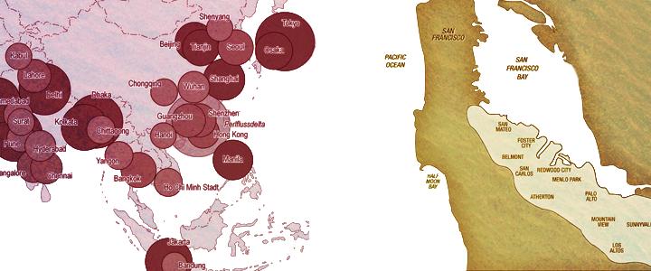silicon-valley-asia-maps
