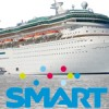 Philippine telco Smart provides network coverage for cruise ship workers out at sea