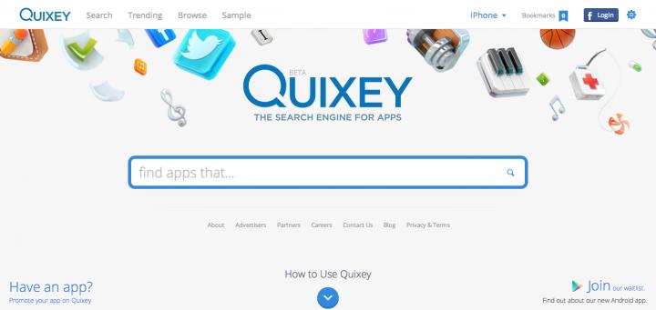 QuixeyScreenshot
