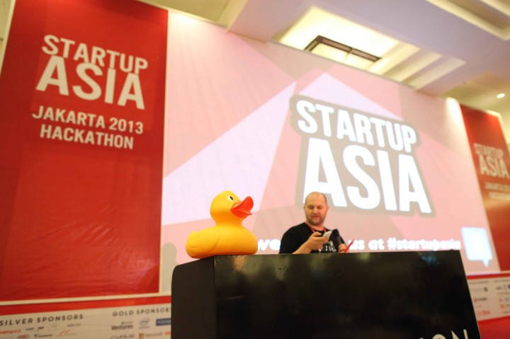 startup asia jakarta hackathon