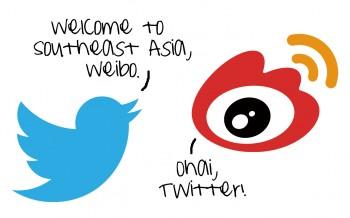 Twitter versus Weibo in SEA