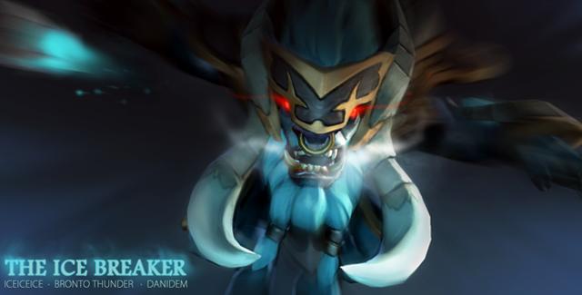 Iceiceice's Spirit Breaker set
