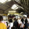 Automated train ticketing system arriving at the Philippines