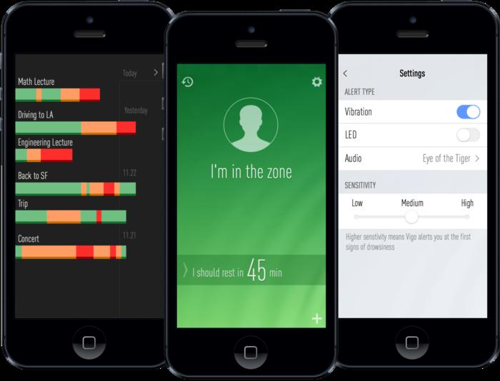 Vigo, human alertness gauge hits Kickstarter