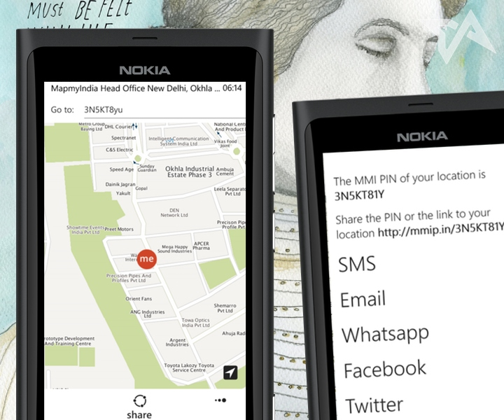 MapMyIndia helps you pinpoint friends with new ReachMe app