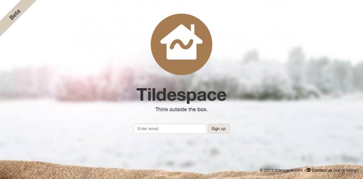 Tildespace