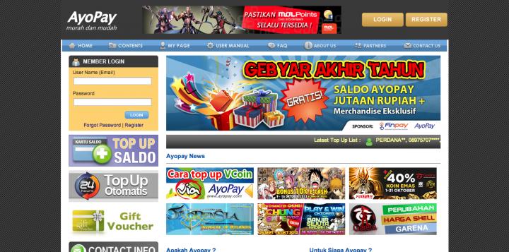 ayopay site
