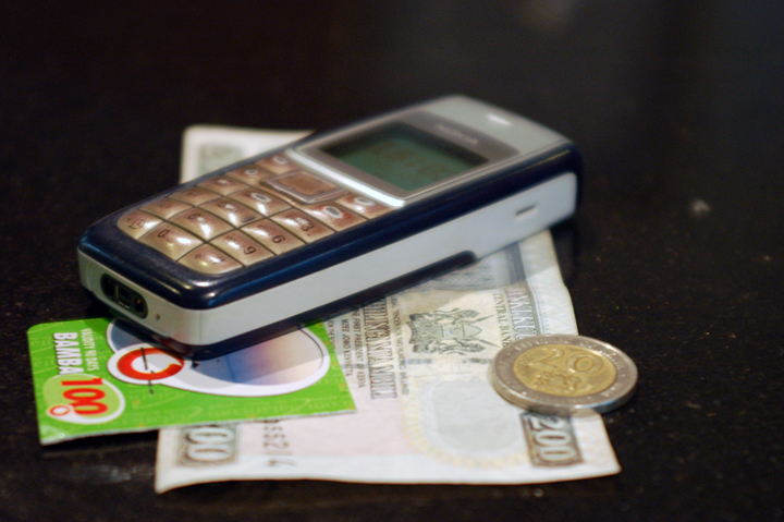 feature phone payments