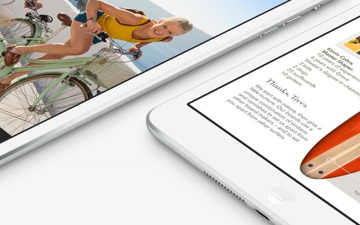 iPad Air and retina iPad Mini reach India on December 7