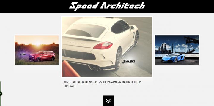 speedarchitech site