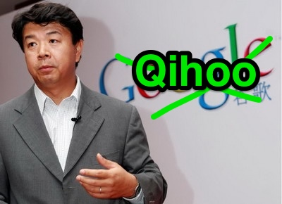 Former Google China boss, after quitting last year, reemerges at rival Qihoo
