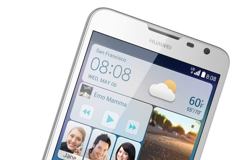 Huawei shipped over 34 million smartphones so far this year thanks to big screens and emerging markets - H1 2014