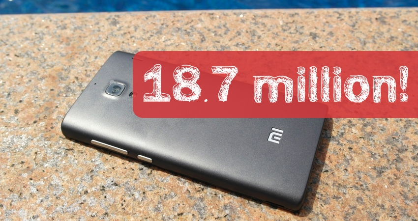 More Than 36 Million Phones Android Sold in What Year