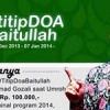 WTF: Someone is selling prayers in Indonesia, gets slammed on Twitter