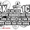1cak, Indonesia's version of 9gag, now has 9 million monthly pageviews