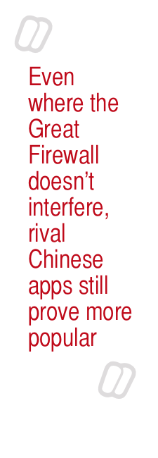 China's social media landscape in 2014