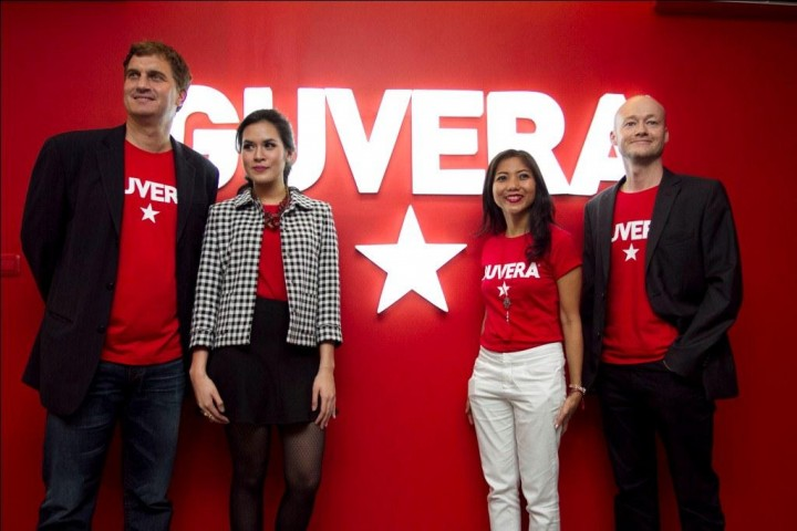 Guvera launch Indonesia
