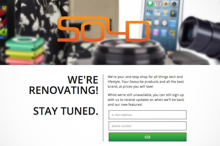 sold sg renovating soldgers