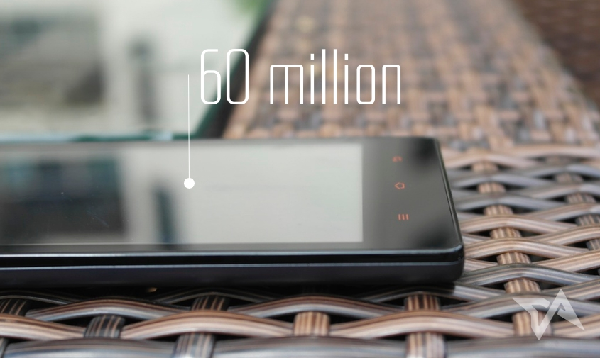 After a stellar start to new year, Xiaomi ups 2014 sales target to 60 million