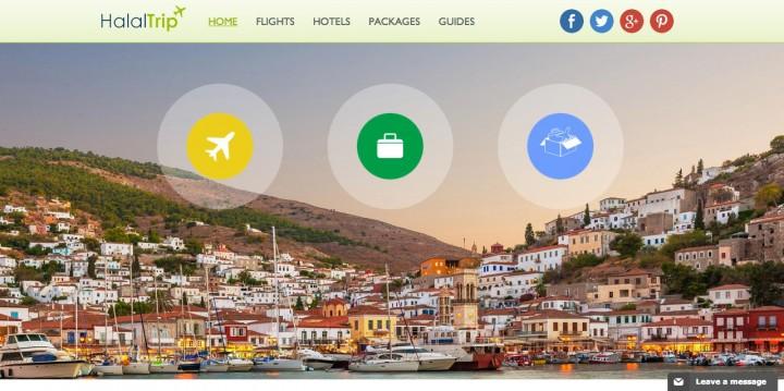 HalalTrip-website