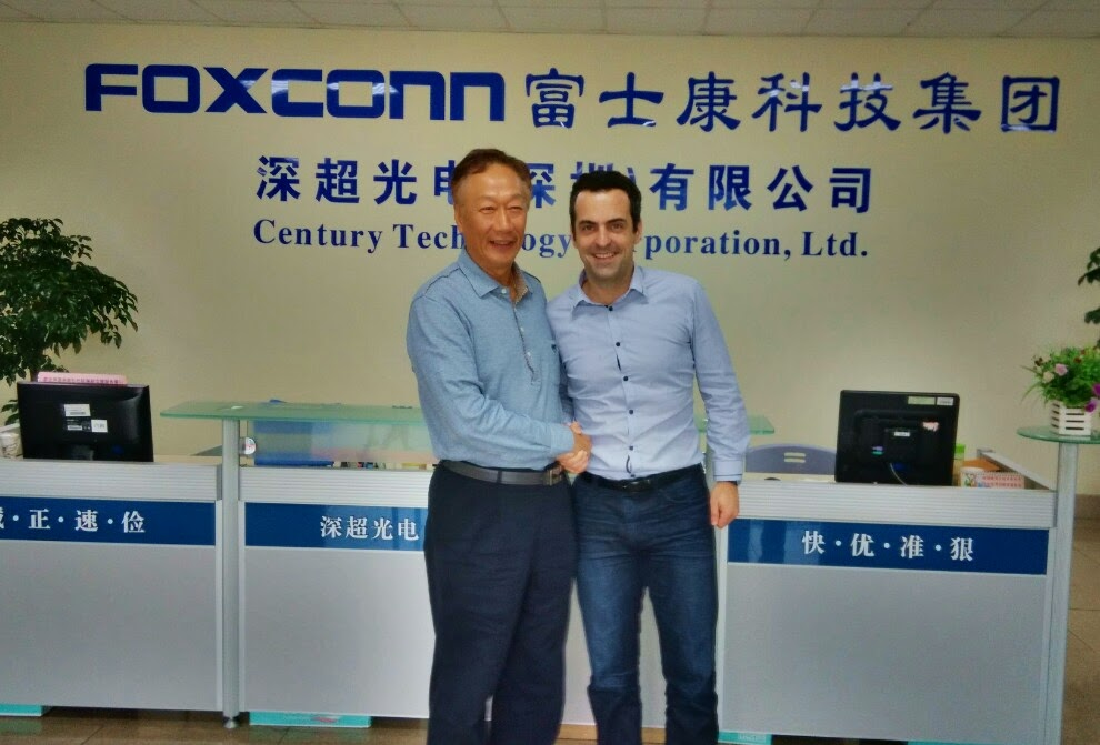 Hugo Barra visits Foxconn, teases Xiaomi launches across South America