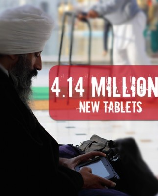 India's top tablet brands