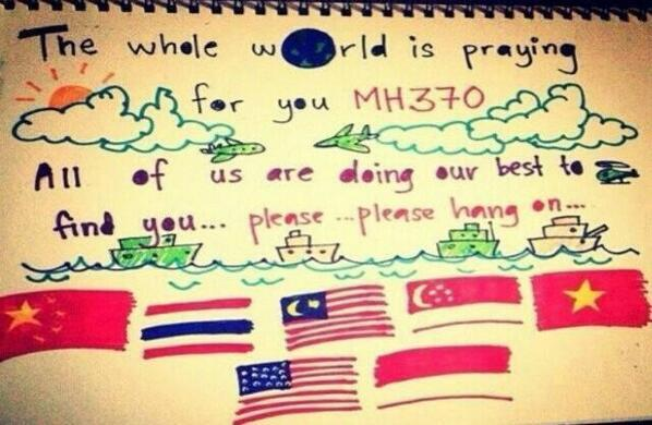 MH370 Malaysian airline