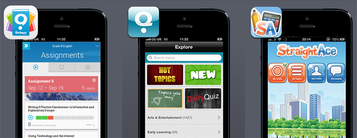 quipper mobile learning