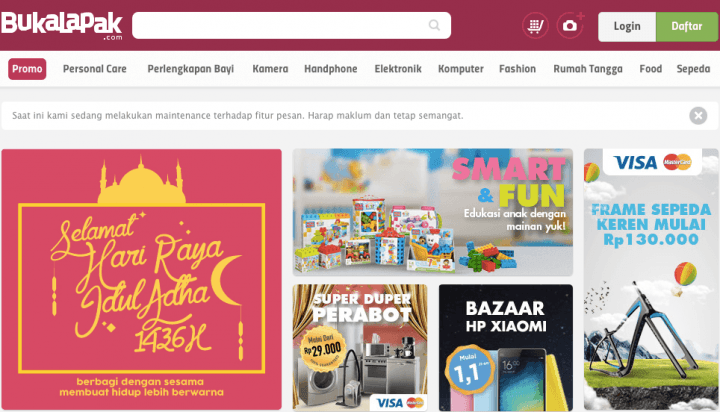 26 Popular Online Shopping Sites In Indonesia Svca The