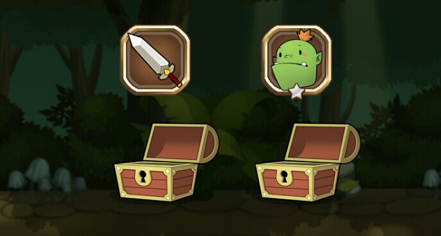 Nobody questions why the monsters store party members in treasure chests.