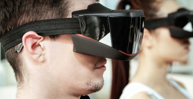 ANTVR - This is China's answer to the Oculus Rift, and it's now on Kickstarter