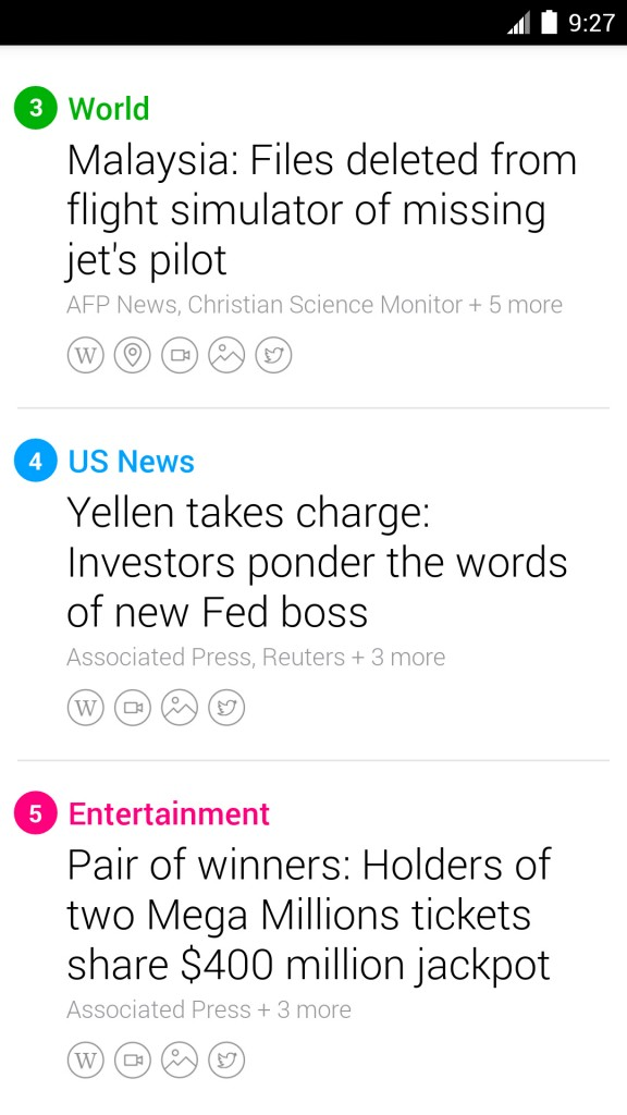 Yahoo News Digest brings breaking news to your phone twice daily, now available in Singapore