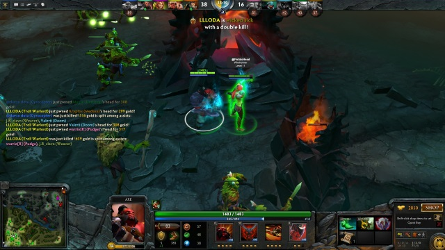 the effects of dota is study Why do we play moba games a factor analytical approach  non-linear effects resulting from variations in player-counts  dota 2 is fairly new and still in its.