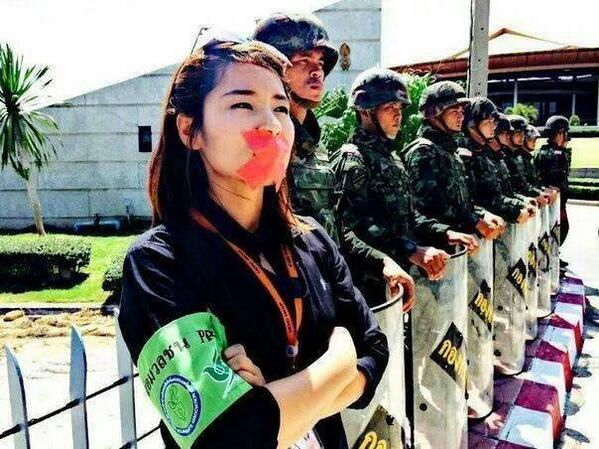 Internet providers summoned to meet coup leaders in Thailand