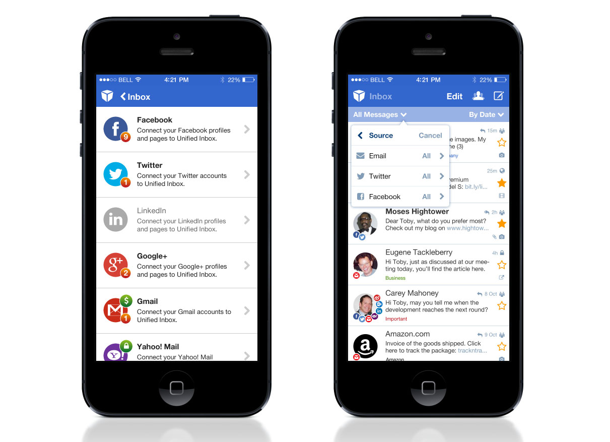 Unified Inbox wants to make the act of communicating simple again