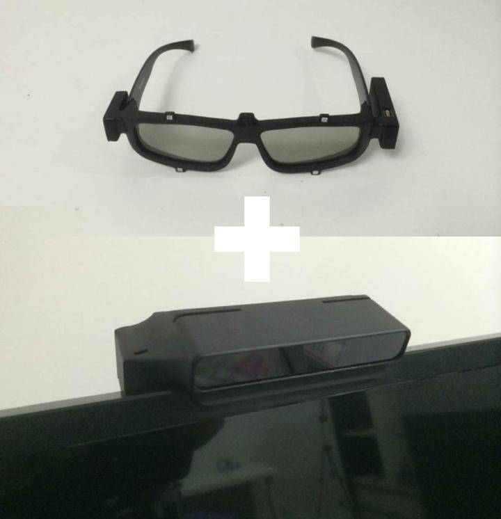 Depth-VR for 3D gaming