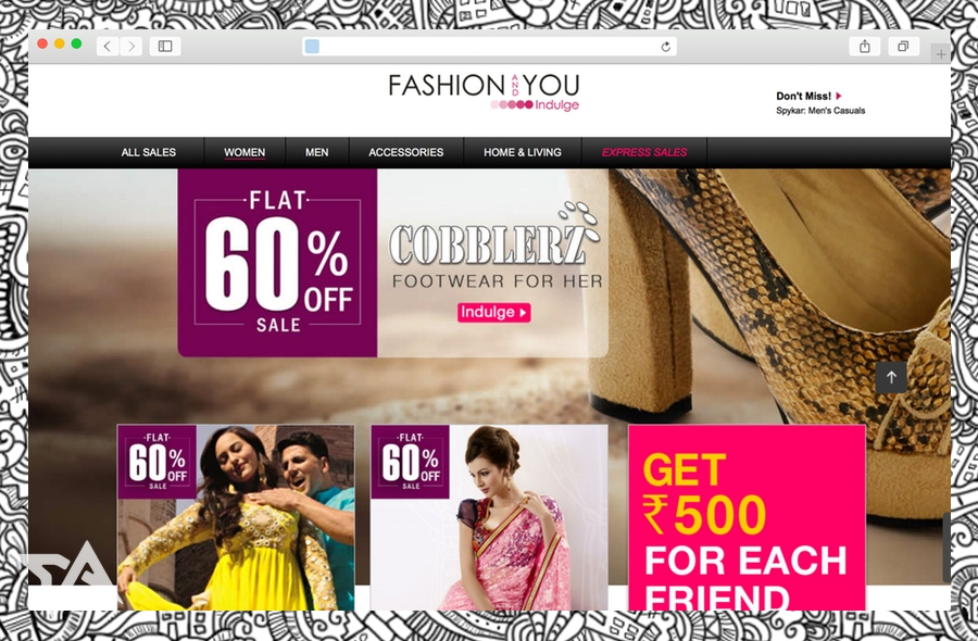 India's flash sales startup FashionAndYou raises $10 million