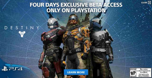 destiny-four-days-beta-access-ps
