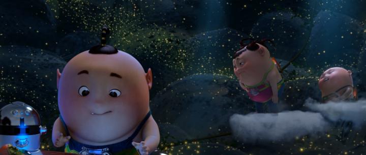 light chaser animation