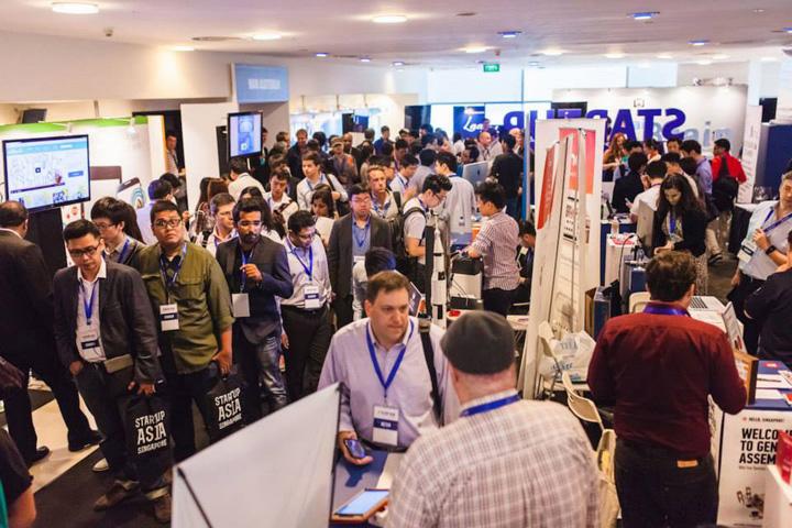 startup-asia-singapore-2014-exhibition-area