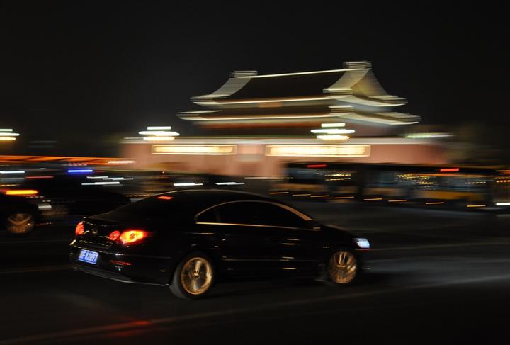 Baidu working on self-driving car tech
