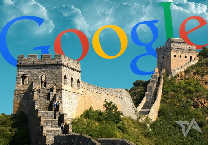 Is Google blocked in China?
