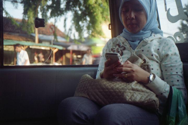 Jakarta SMS Flickr 世書 名付