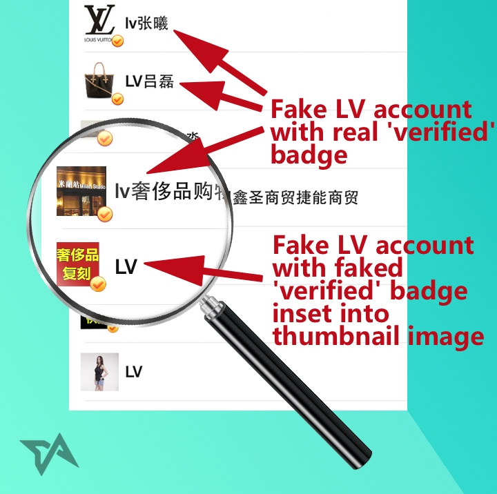 WeChat has a big problem with fake brand accounts