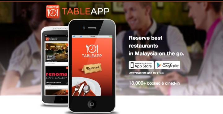 tableapp mobile