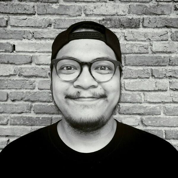 Andi, Happy UI/UX Designer, Indonesia