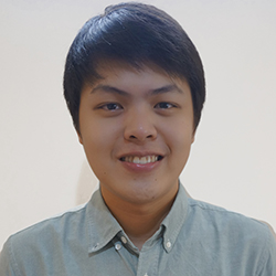 Brian Chuang, Events Associate, Indonesia