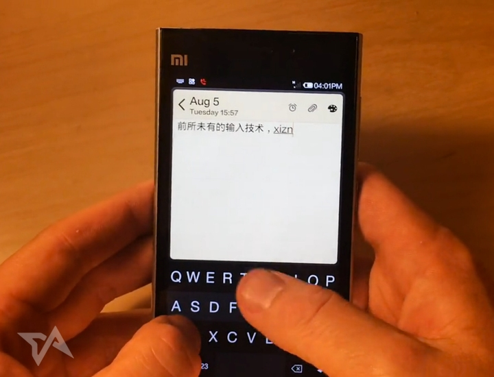 Fleksy starts beta signups for Chinese keyboard on Android, iOS 8 version coming later