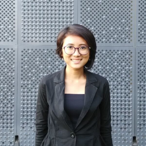 Indah, Events Associate, Indonesia